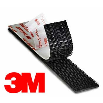 Have you tried 3M Dual Lock?