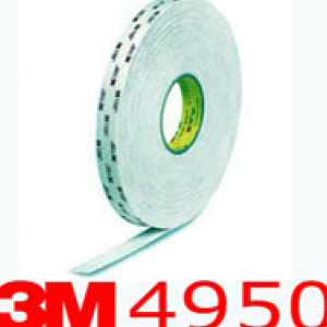 3M® 4950 VHB Double Sided Acrylic Foam Tape 12mm x 1mm x 33m