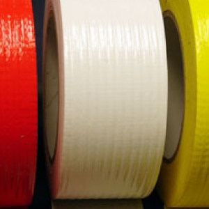 "Cloth Tape Adhesive White 1"" x 45m"