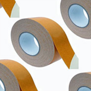 Double Sided Cloth High Tack Tape 25mm x 45m