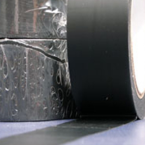 Floor Marking Tape Black 50mm x 33m