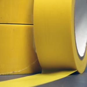 Floor Marking Tape Yellow 100mm x 33m