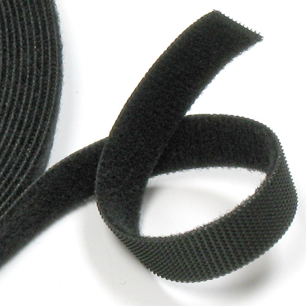 Rip 'n' Grip Strap Back to Back Black 25mm x 25m