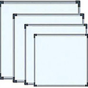 Magnetic White Board 1200mm x 900mm