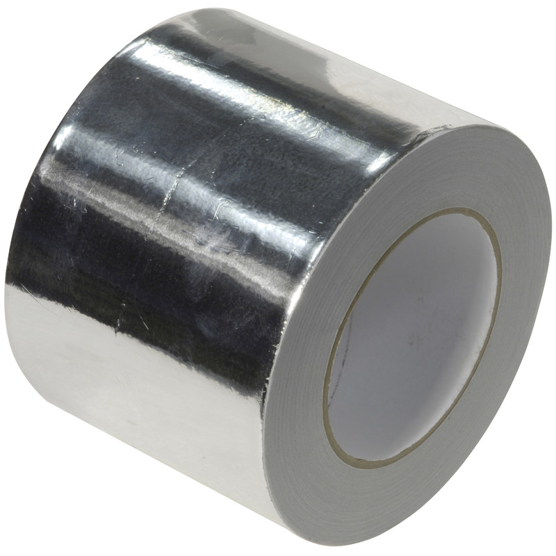 Aluminium Foil Tape Adhesive 50mm x 45m