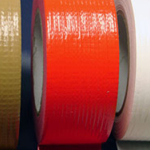 "Cloth Tape Adhesive Red 3"" x 45m"