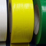 "Cloth Tape Adhesive Yellow 2"" x 45m"