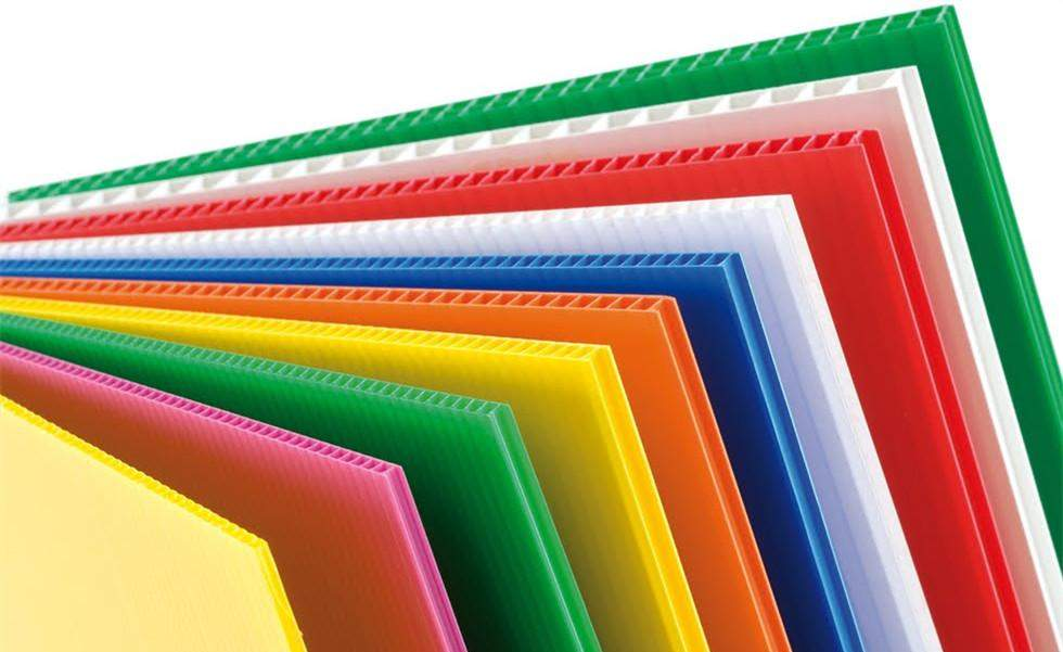 Correx® (corex) Corrugated Plastic Made To Order