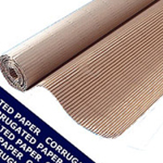 Corrugated Paper Roll 750mm x 75m