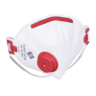 FS 930V FFP3 P3 Respirator Face Mask SIDE VALVE (box of 5)