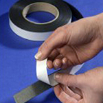 "Flexible Magnetic Tape Titan Adhesive 25mm x 1.5mm x 30m Type ""B"""