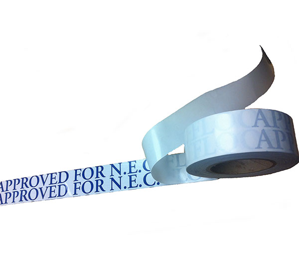 Double Sided Peel-able NEC Approved Exhibition Carpet Fixing Tape 38mm x 50m