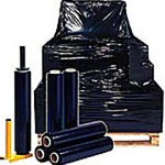 Pallet Wrap Stretch Film 500MM Wide Black