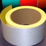 Reflective Tape Self Adhesive Silver 50mm x 10m