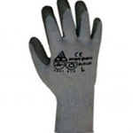 Winter Builders Latex Grip Gloves Size Medium (8) Pack of 6 Pairs
