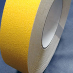 Antislip Tape Self Adhesive Yellow 200mm x 18m